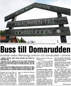 Kanalen om Domarudden 130528