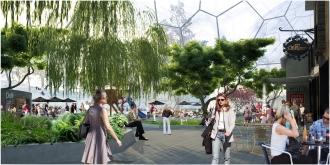 visualisering parkservering bubbletown