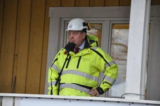 Anders Lindström VD på SL