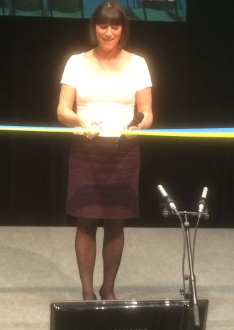 Michaela Näringslivsdagen 20141107