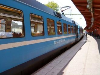 Roslagsbanan Åkersberga station