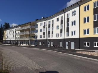 Förenade Cares nya äldreboende i Margeretelund
